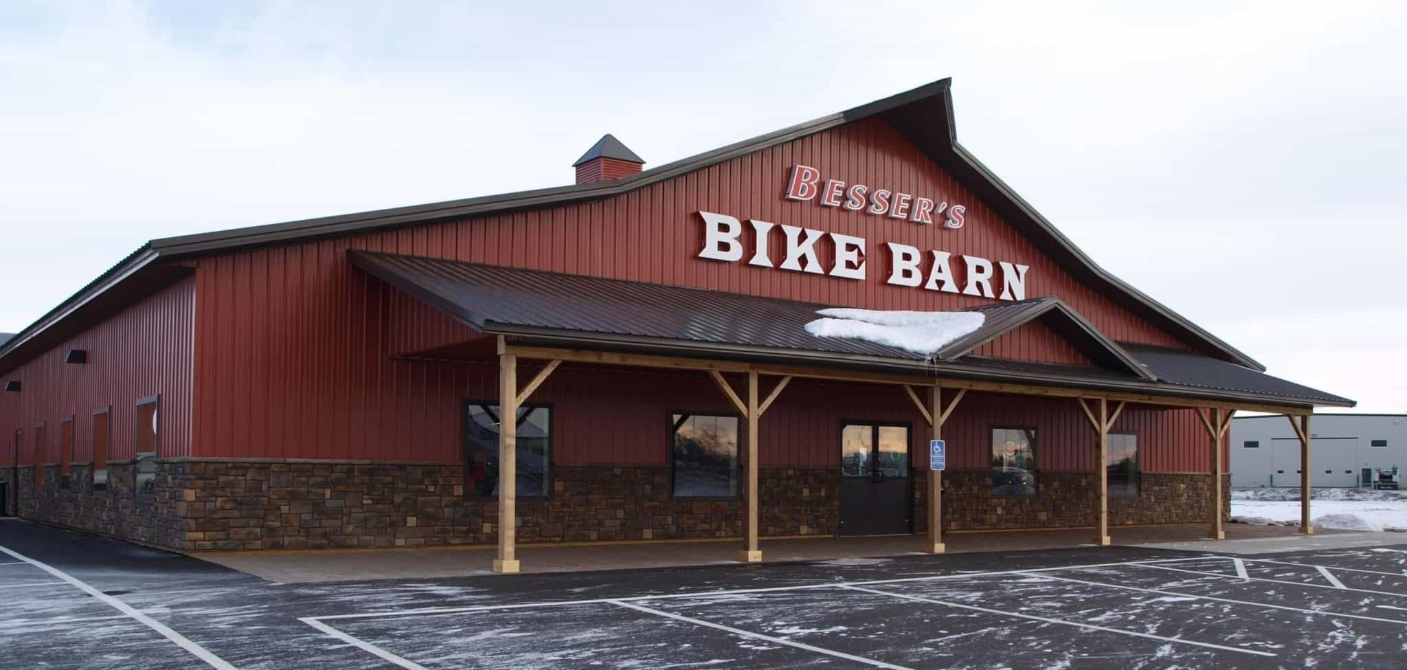 Commercial Pole Barn