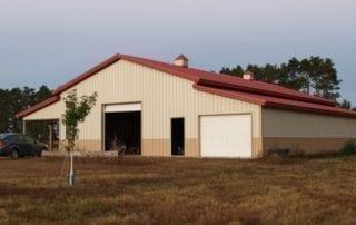 Pole Barn Warehouse