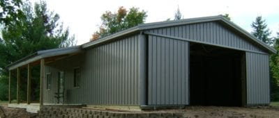 lean-to-storage-building