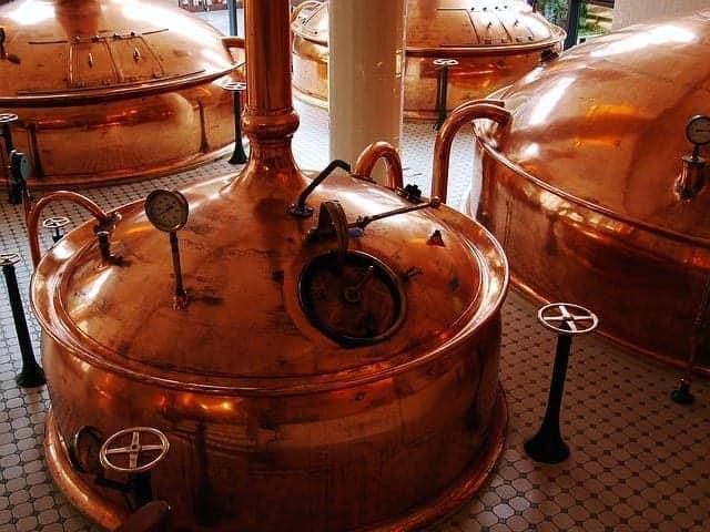 Brew Beer in Pole Barn