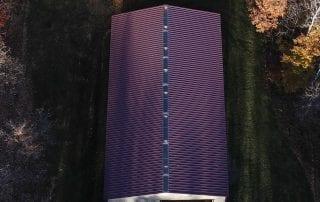 New Roof Pole Barn