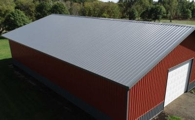 Pole Building Roofing