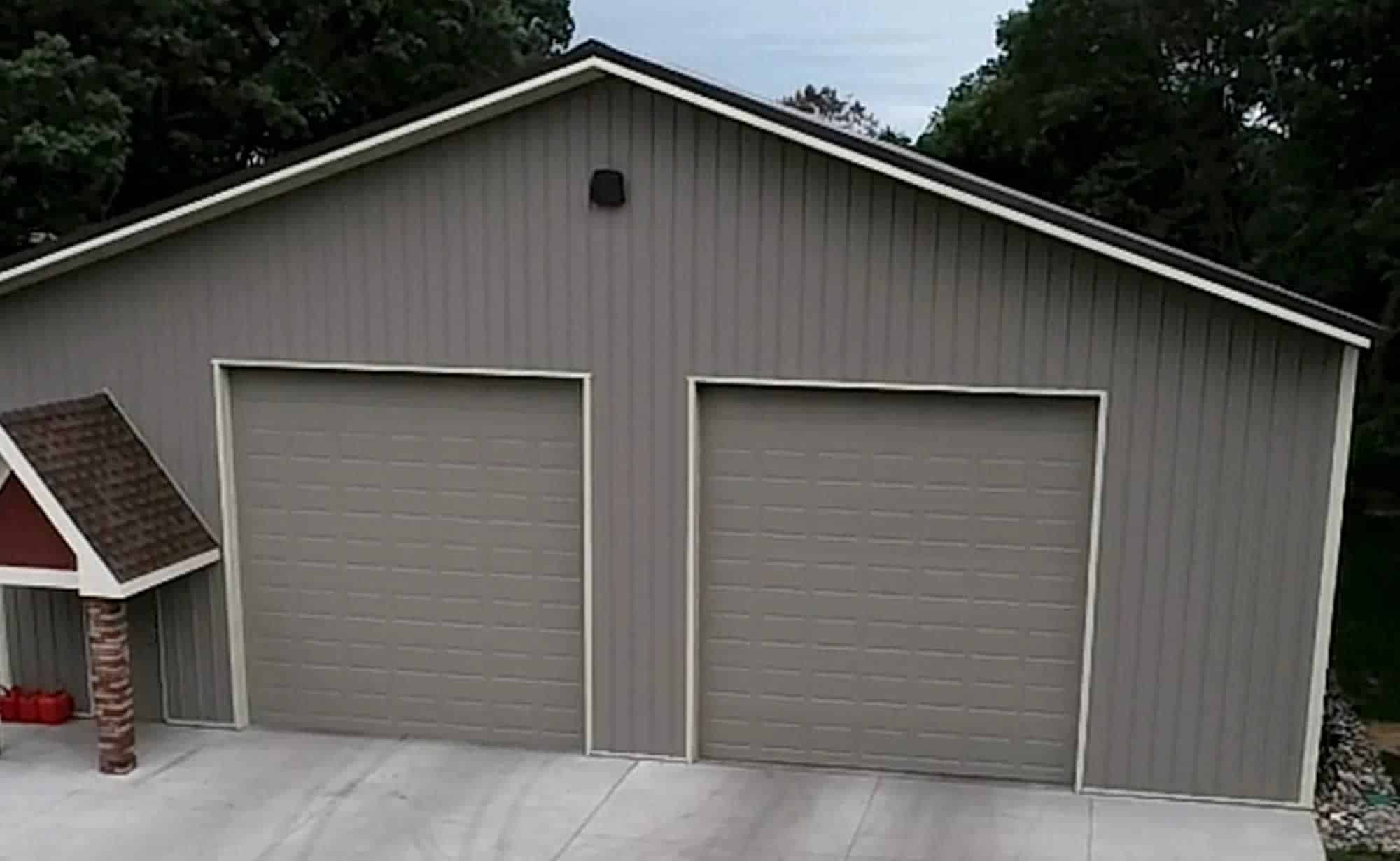 Garage Doors by Sherman