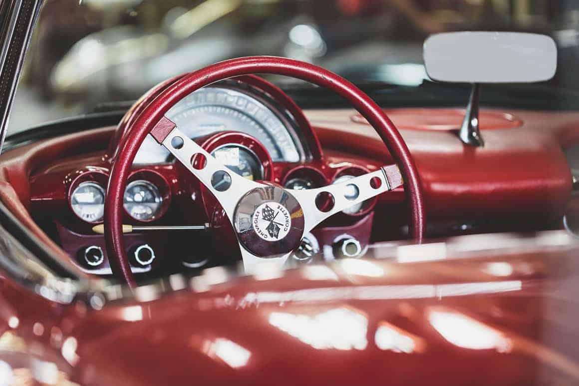 Corvette Garage