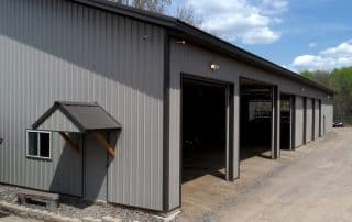 pole barn garages