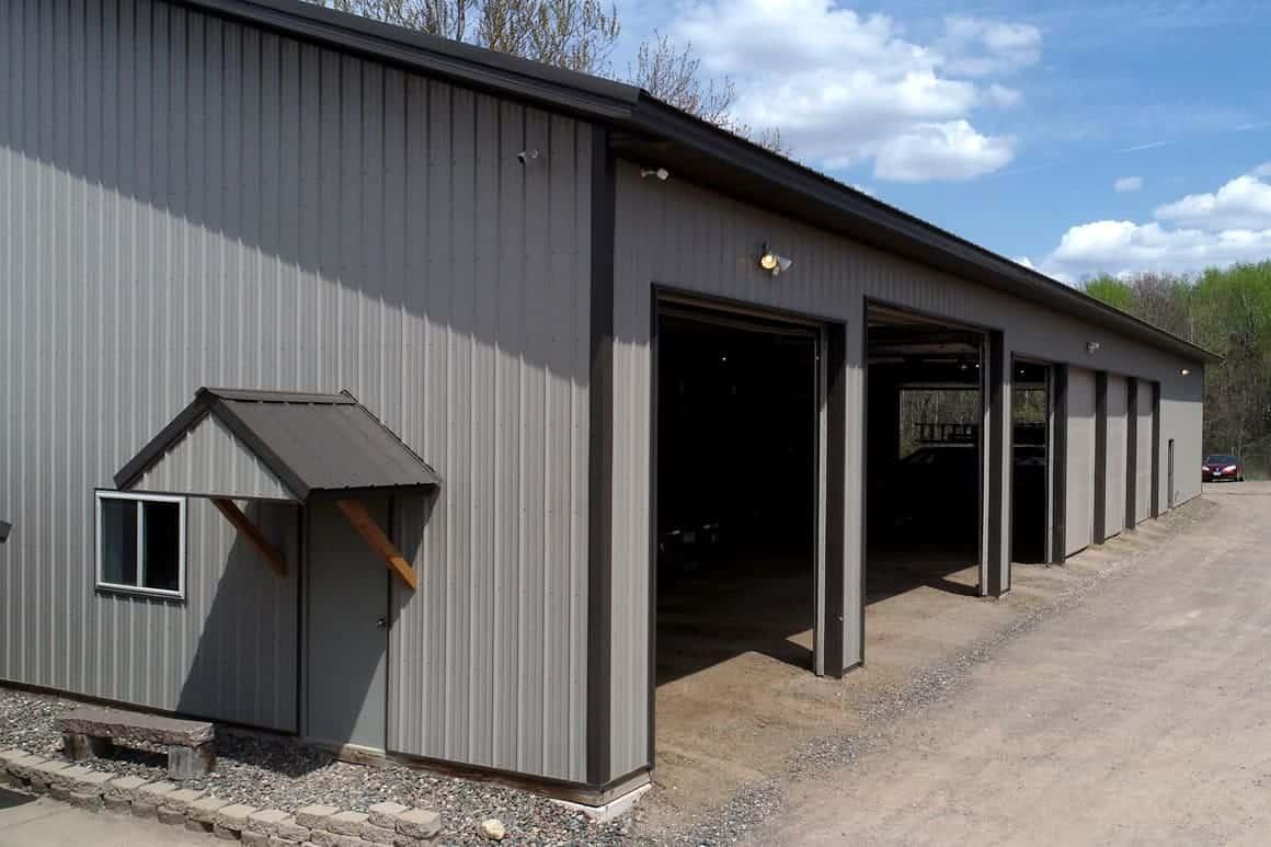 pole barn garages