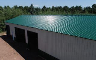 pole barn storage