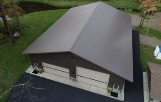 pole shed garage