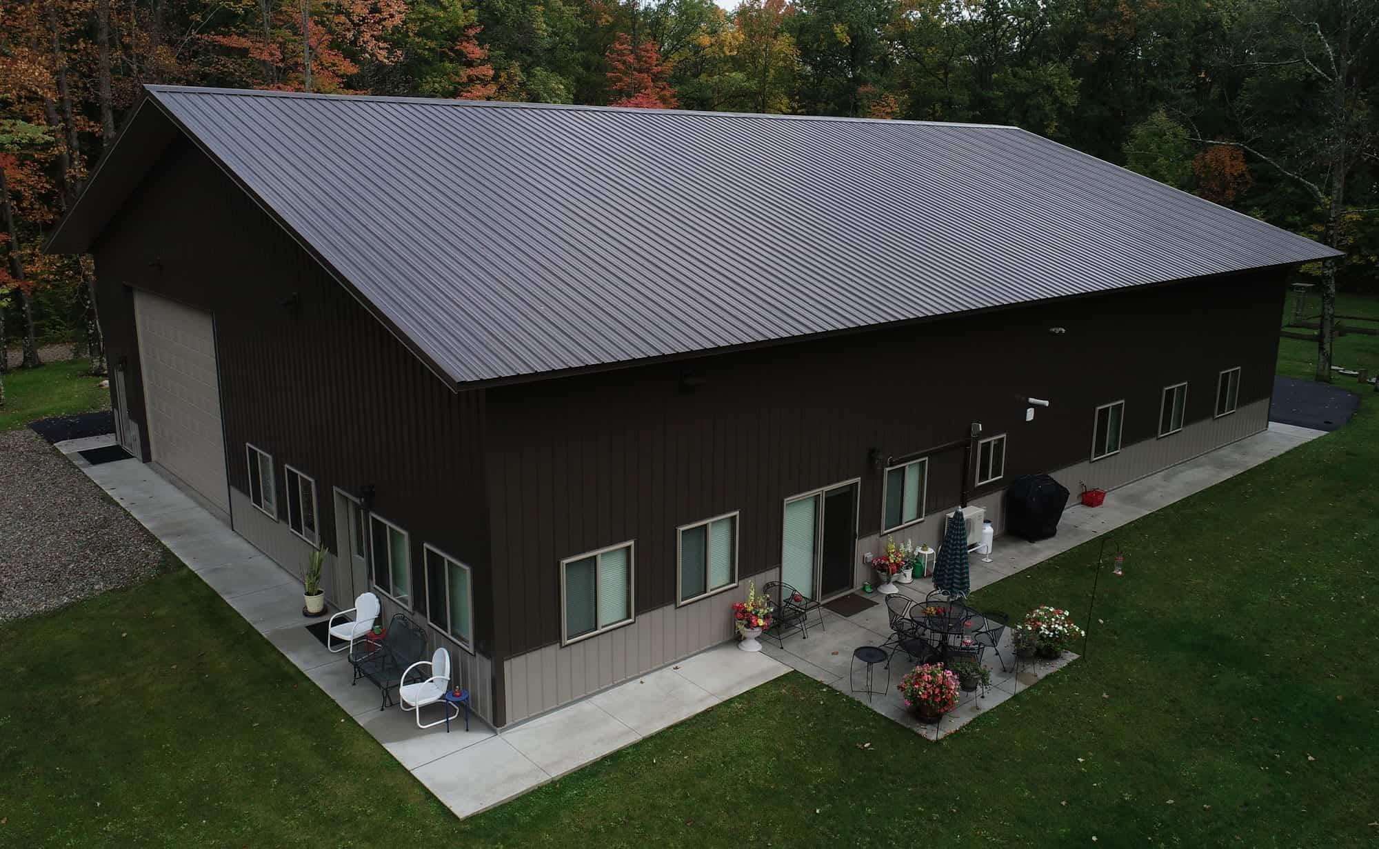 Custom Pole Barn Houses Metal Building Homes