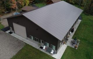 pole shed garage