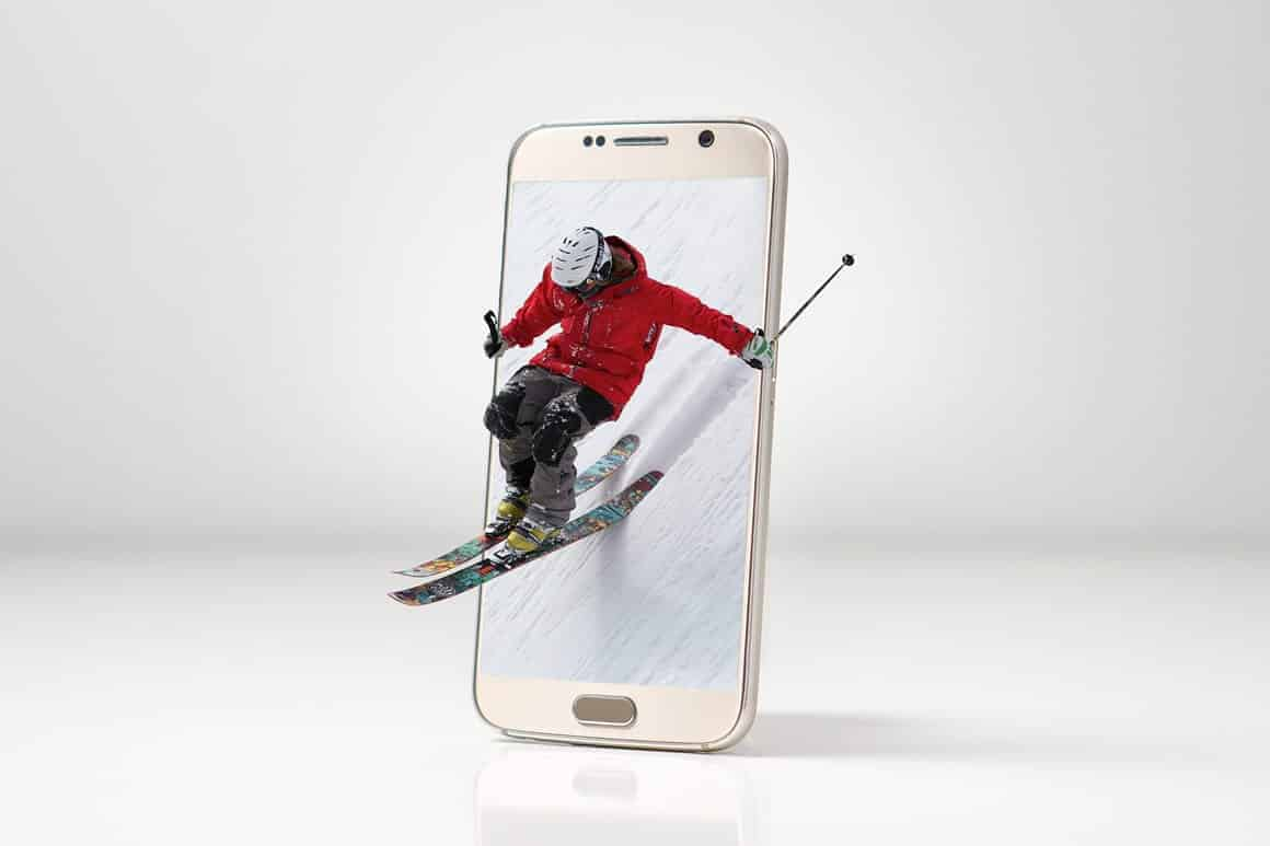 Ski Phone