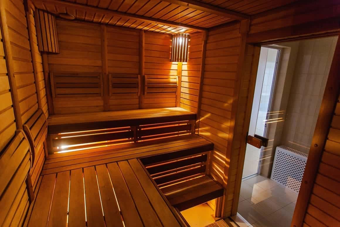 Build a new Sauna