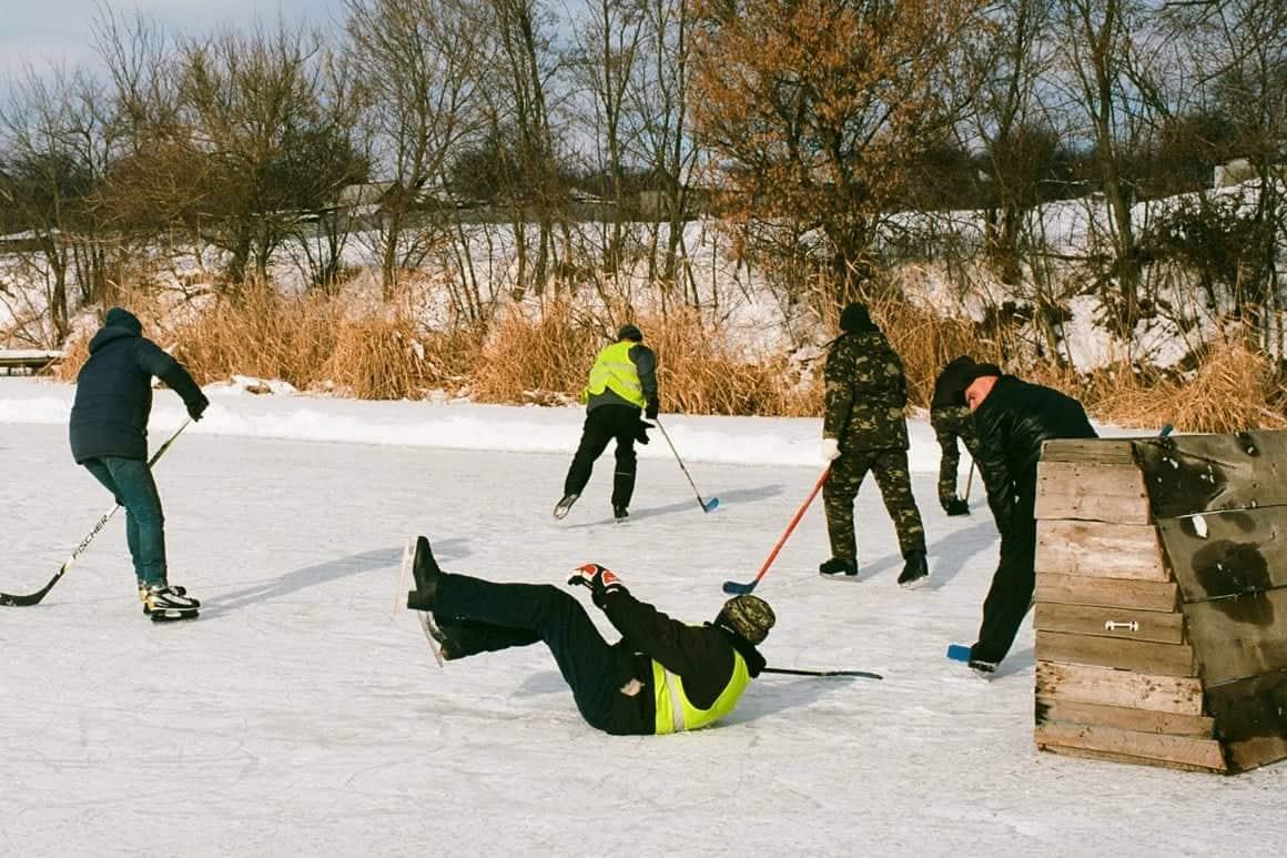 Minnesota Hockey Game