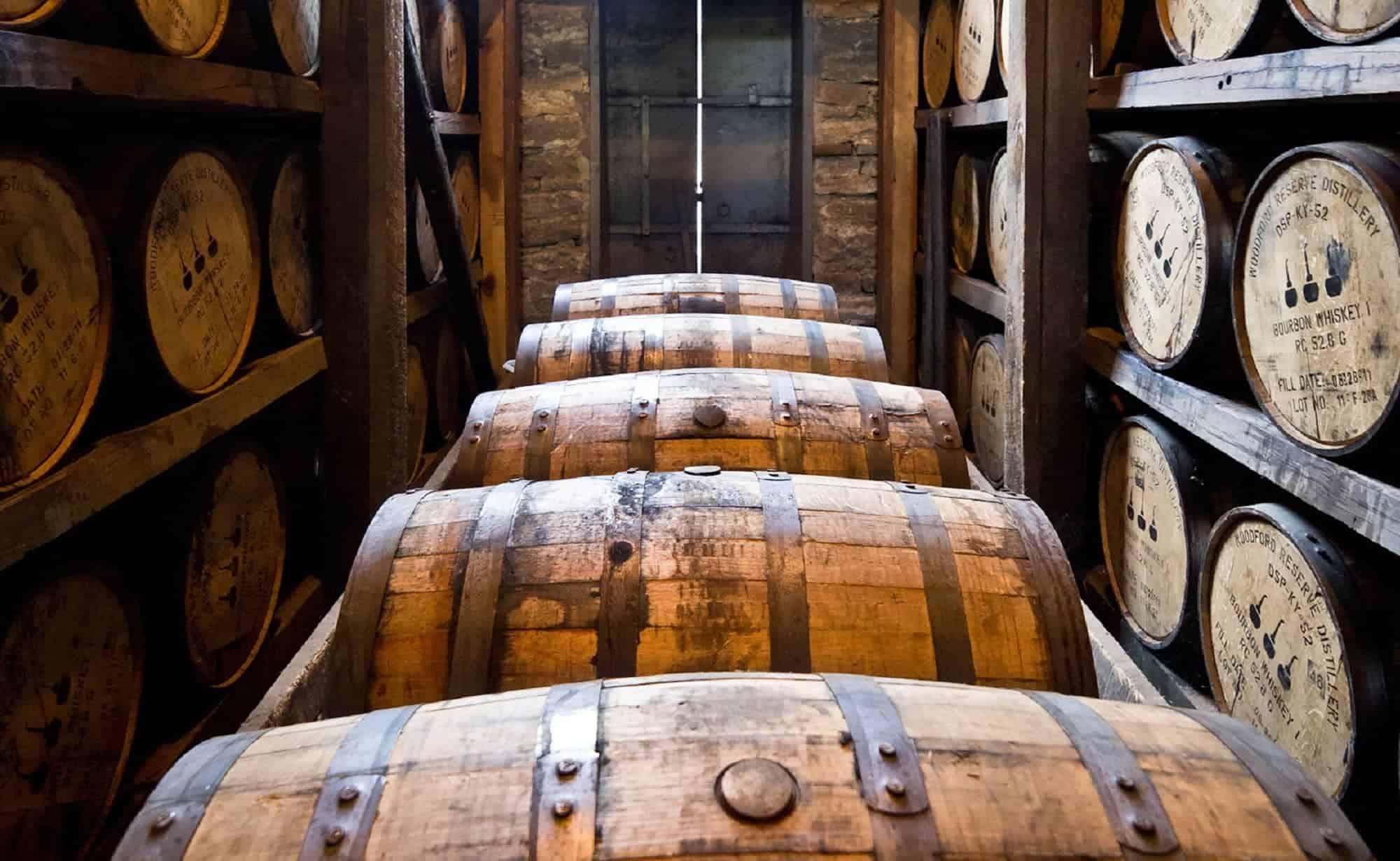 Moonshine Barrels