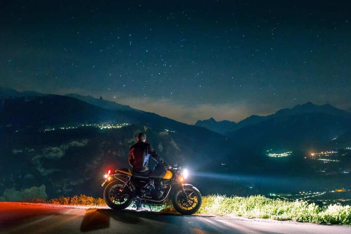 Motorcycle Night