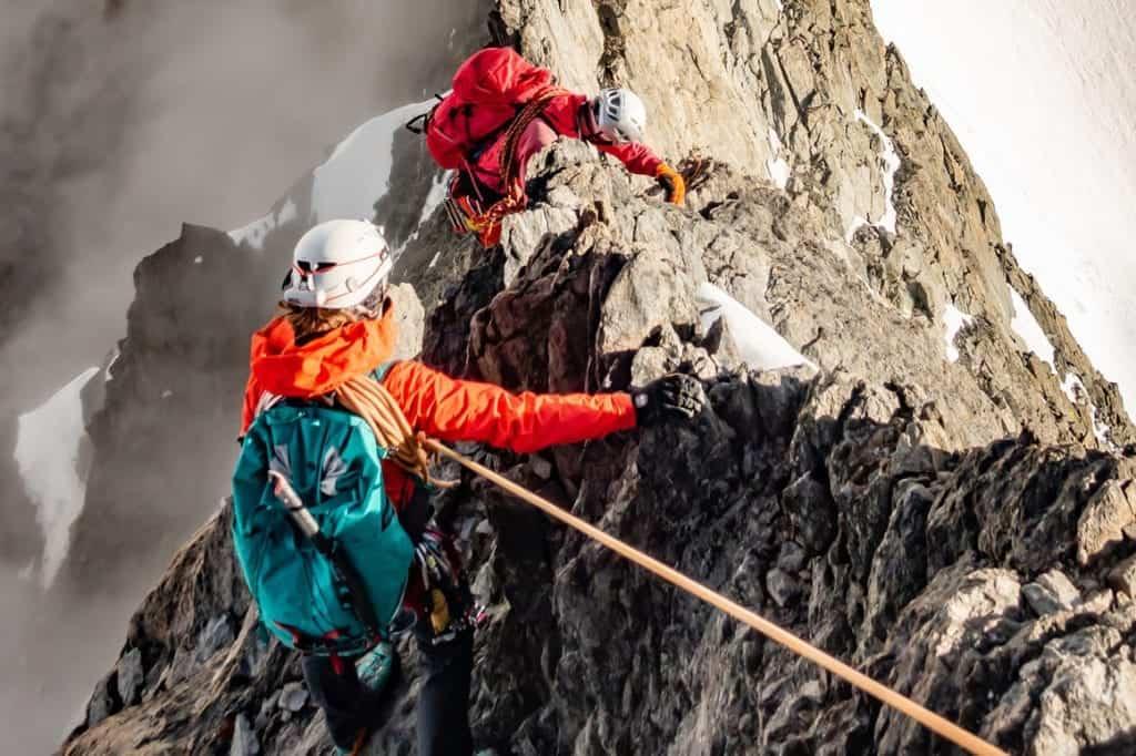 Rocky Mountain Climbing