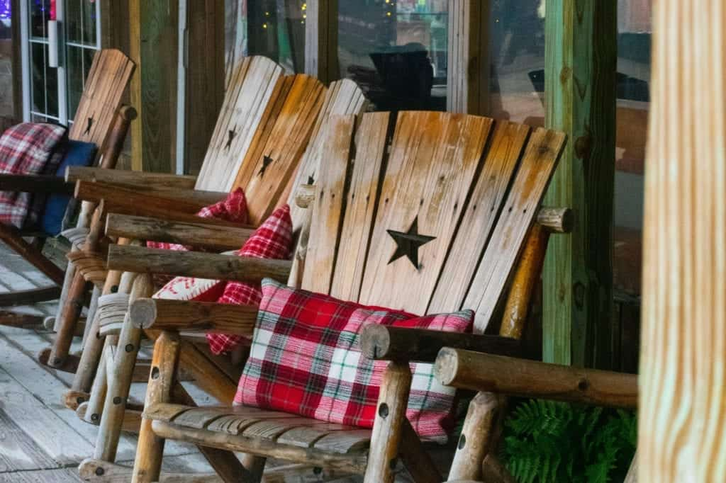 Sherman Country Chair