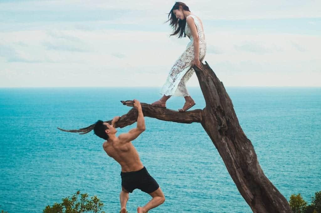 Island Couple