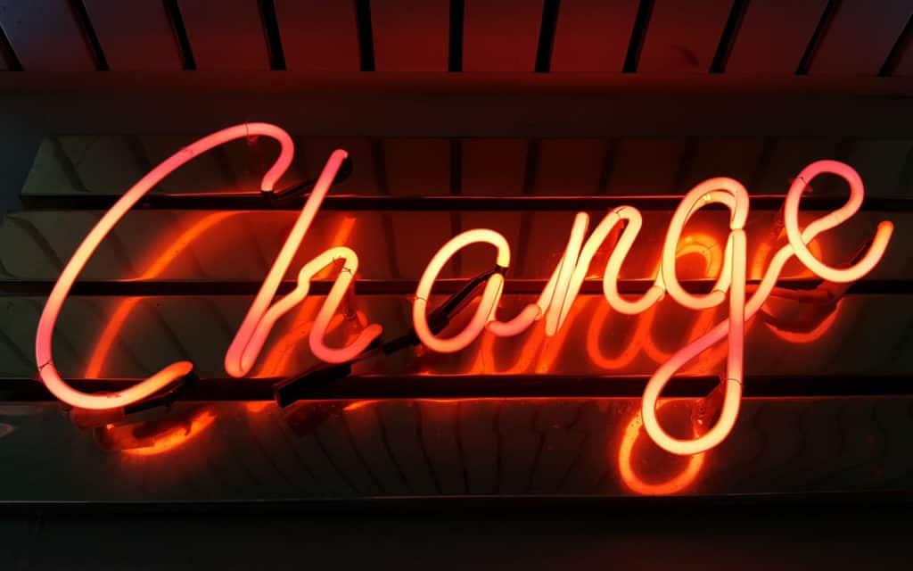 JIT Change