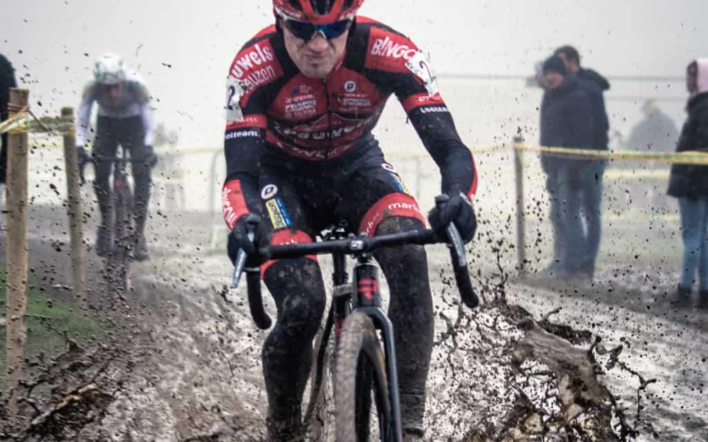 Muddy Bike Race