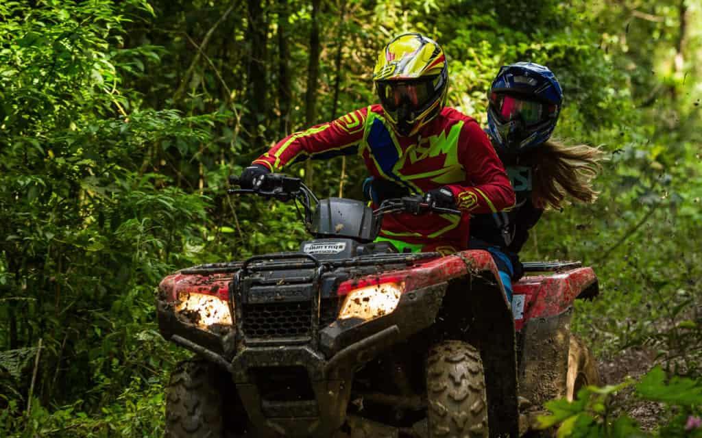 Four wheeling in Brainerd