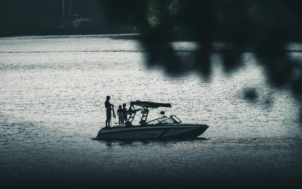 Boating in Brainerd