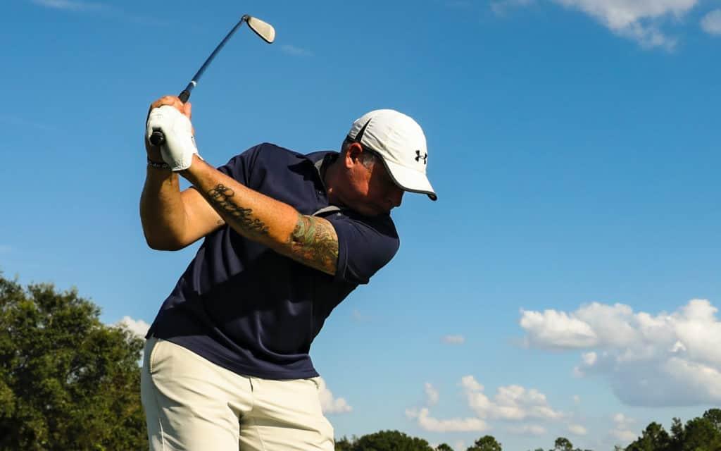 Golfing in Brainerd
